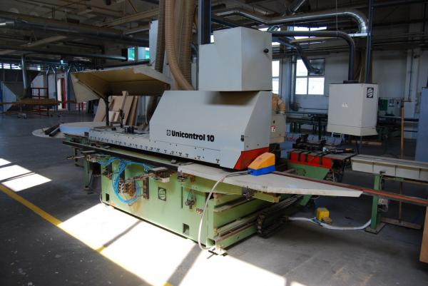 Window Production Machine WEINIG UNICONTROL 10 - SOLD