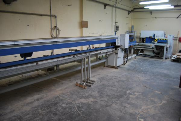 Finger Jointing Line GRECON ProfiJoint - SOLD
