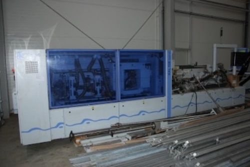 Double-Sided Edge Banding Machine, Edgebander HOMAG OPTIMAT KAL 526 - SOLD