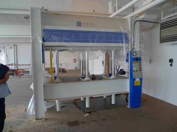 NEW! Veneer Press ORMA NPC 6/100 25/13 AS-BO - SOLD