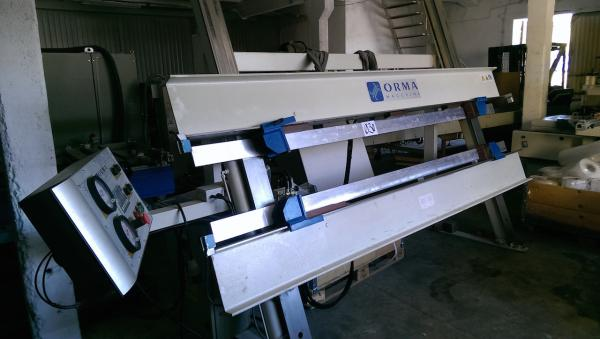 Hydraulic Frame Press ORMA EUROPA / PLUS 3000 x 1850 - SOLD