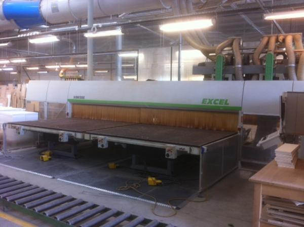 CNC Machining Center BIESSE EXCEL 5832 - SOLD