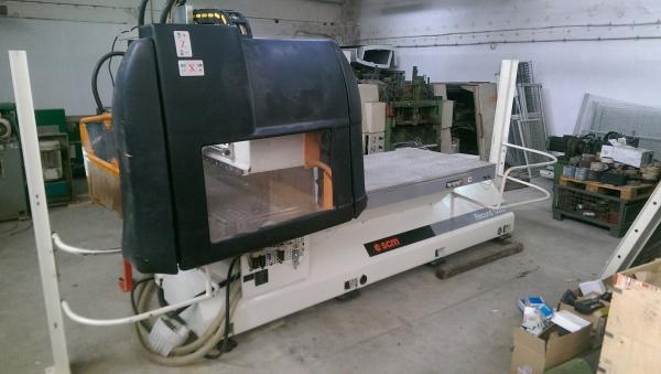 CNC Machining Center for Nesting SCM RECORD 120 S - SOLD