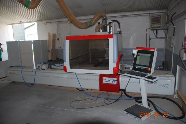 CNC Machining Center SCM TECH Z2 - SOLD