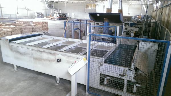 Finger Jointing Line GRECON COMBIPACT - SOLD