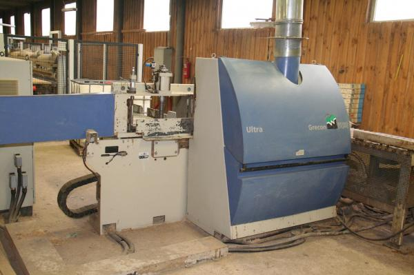 Finger Jointing Line DIMTER GRECON ULTRA II, 2 - SOLD