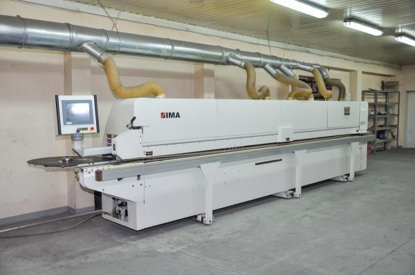 Edgebander, Edgebanding Machine IMA ADVANTAGE 400 - SOLD