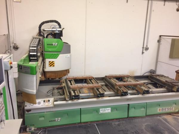 CNC Machining Center, Router BIESSE Rover 22 - SOLD
