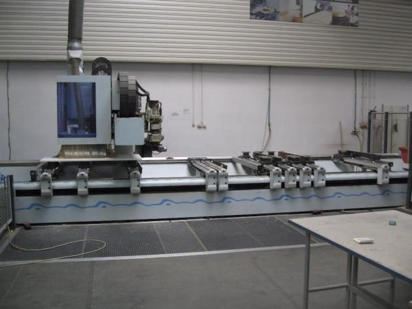 CNC Machining Center HOMAG BAZ 322/60/AP with Edgebanding Unit - SOLD