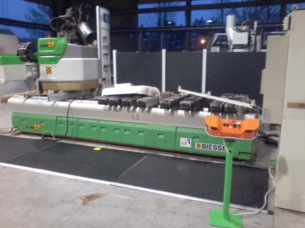 CNC Machining Center, Router BIESSE Rover 27 SOLD