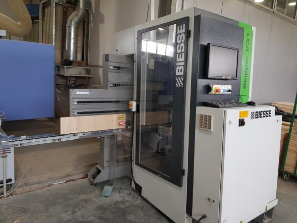 CNC Boring Machine BIESSE SKIPPER V31 from 2013