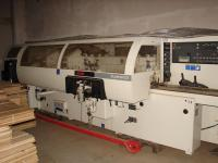 Four Side Planer, 8-Spindle Moulder SCM SUPERSET 23 - SOLD