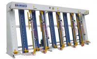 Hydraulic Press RAMARCH Block 84 (4 Meters Long) - SOLD