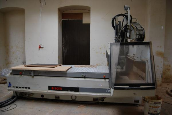 CNC Machining Centre SCM RECORD 110 - SOLD