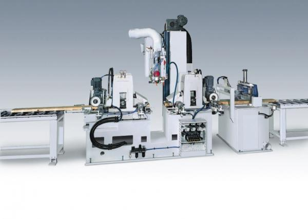 Endless, Continuous Finger Jointing Line GRECON CF 200 - SOLD