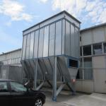 Dust Extraction System, Dust & Wood Chips Extraction Installation BARUCCA IMPIANTI - SOLD