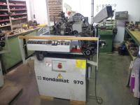 Profile And Straight Knife Grinder WEINIG RONDAMAT 970 - SOLD