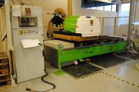 CNC Working Center BIESSE ROVER 322 with 3-Spindles, 4-Axial - SOLD