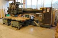 Twin Table CNC Router HEIAN NC-432P - SOLD