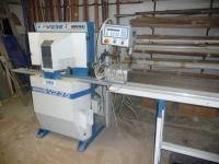 Automatic Mitre Double Saw OMGA V 235 FNC 2000 - SOLD