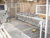 4-Axis CNC Machining Centre, Machine Center, Router BIESSE ROVER A3.30 K3 - SOLD