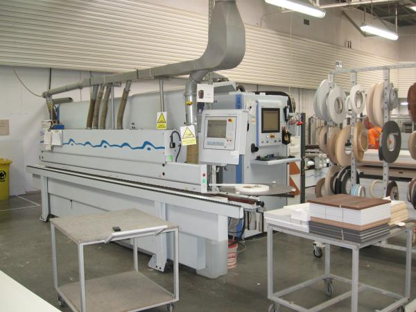 Woodworking Machinery - Woodworking Machinery - Edgebanders