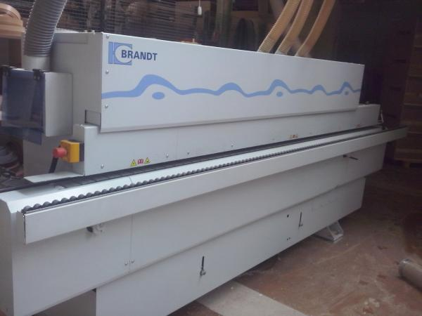 Edgebander, Edgebanding Machine HOMAG BRANDT Optimat KDF 220 C Ambition 1220