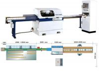 Optimizing Saw, Cross-Cut Saw OMGA T 2010 NC CE