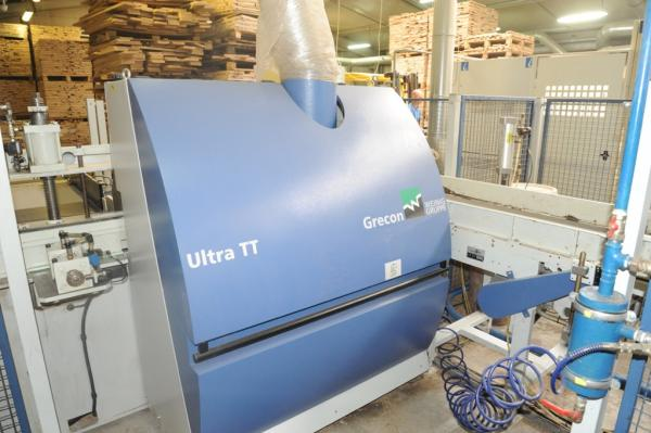 Finger Jointing Line GRECON ULTRA TT - SOLD