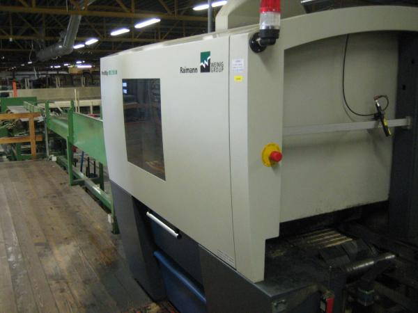 Used 2006 Multi Rip Saw, Multiblade Saw RAIMANN ProfiRip KR 310 M - SOLD