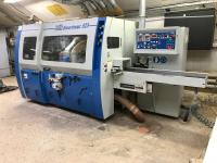 Four Side Planner, 5 Spindle Moulder LEADERMAC SMARTMAC LMC 523 SU - SOLD