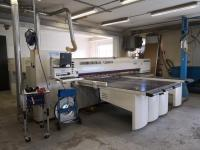 Panel Saw GABBIANI GALAXY 105 - SOLD