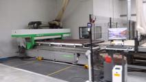 Used 2014 CNC Machining Center BIESSE ROVER A 2231 G FT with Automatic Unloading