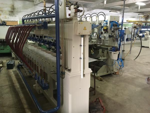 Feed Through Press DIMTER GRECON CONTIPRESS 3200 P - SOLD