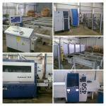 Completely Automatic WEINIG Planing / Optimizing Line - SOLD