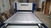Compact Thermoform Laminating machine BURKLE MULTIFOILER M8